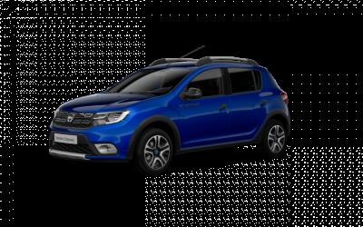 Dacia Sandero Serie limitată BlueLine, GPL 100cp, livrare rapida