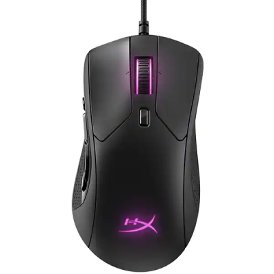 Mouse Gaming HyperX Pulsefire Raid, 16000 dpi, negru