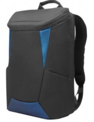 Lenovo Rucsac notebook 15.6 inch IdeaPad Gaming Black, materialele exterioare impermeabile plus rezistente la zgarieturi