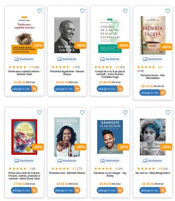 Editura LITERA - 40% reducere la carti pe Libris.ro