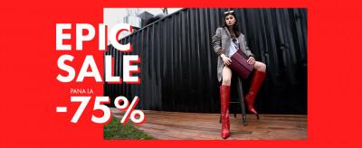 Epic Sale la FashionDays - pana la 70% discount