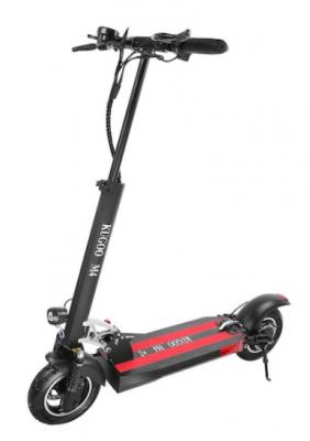 Trotineta electrica kugoo kirin m4,negru,putere motor 500w,3 trepte de viteza, autonomie 45km, viteza 45km, greutate admisa 150kg,roti 10 inch