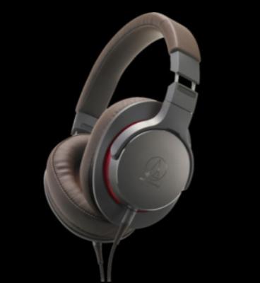 Casti Hi-Fi Audio-Technica ATH-MSR7b Balanced connection