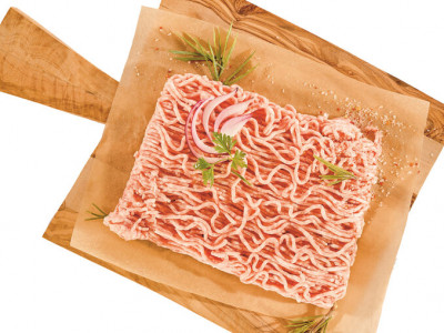 Carne tocată de porc 1kg la reducere la LIDL