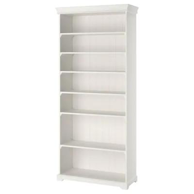 LIATORP Bibliotecă, alb 96x214 cm oferta la IKEA