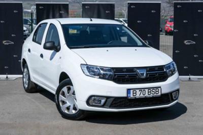 Rent a car Dacia Logan SL Plus la reducere last minute