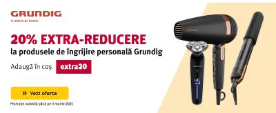 Grunding - Extra 20% reducere la Altex