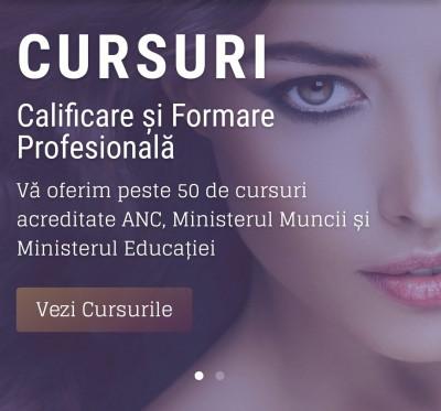 Cursuri calificare și formare profesională