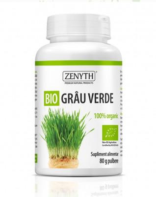 Grau verde Bio