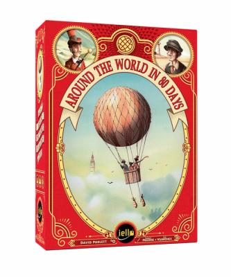 Board game Around the World in 80 Days (EN) la pret redus