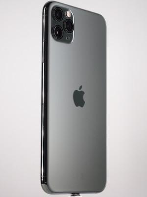 Telefon mobil Apple, iPhone 11 Pro Max, 256 GB, Midnight Green, Ca Nou, Deblocat