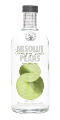 Vodca Absolut Pears, 0.7l