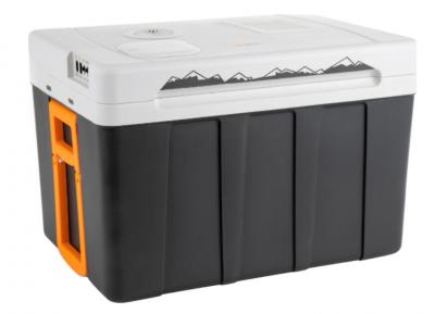 Lada frigorifica electrica Peme CBP-50L-12V/230V, 50 litri, Adventure Orange