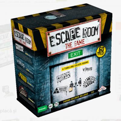 Escape Room - Jocul