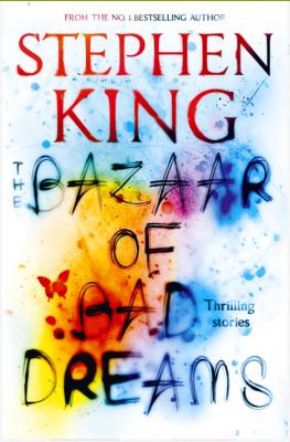 The Bazaar of Bad Dreams - Carte in limba engleza