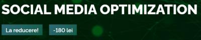 Curs Optimizare Social Media Online