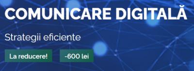 Curs online -  COMUNICARE DIGITALĂ