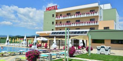hotel romanita 4* - mic dejun/mic dejun + fisa cont