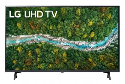 Televizor lg 43up77003lb, 108 cm, smart, 4k ultra hd, led, clasa g