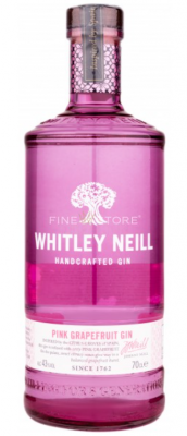 whitley neill grapefruit roz gin 0.7l