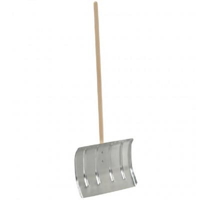 Lopata pentru zapada, aluminiu, 47cm
